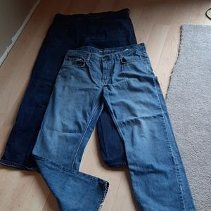 Old Navy loose fit jeans